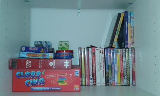 jeux, DVD