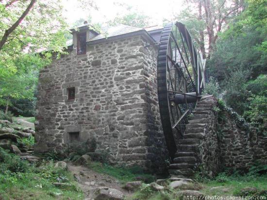 le moulin de keriolet en beuzec-cap-sizun