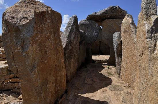 nécropole mégalithique plouhinec 2
