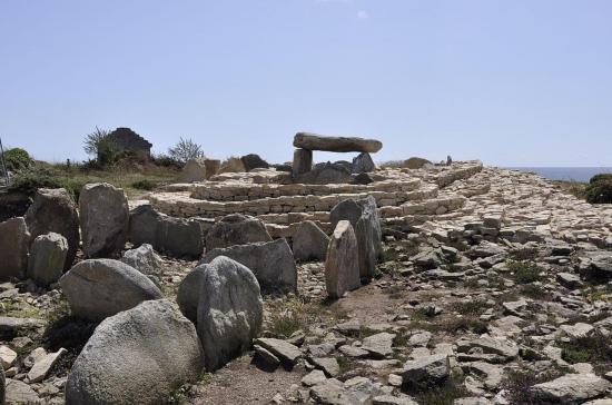 nécropole mégalithique plouhinec 1