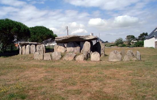 dolmen pors poulhan